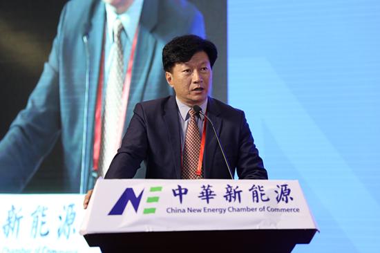 商务部刘丹阳:新能源产业是新一轮国际竞争的战略制高点